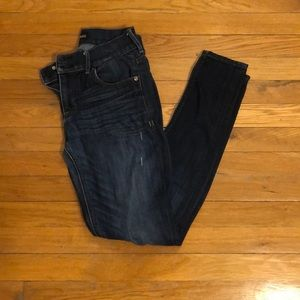 Express denim jeans